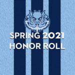 Athletics Spring 2021 Honor Roll