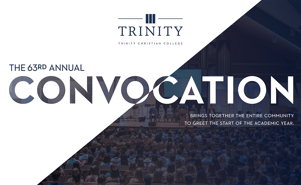 Convocation poster