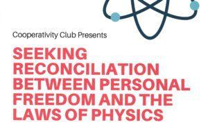 Cooperativity Club poster